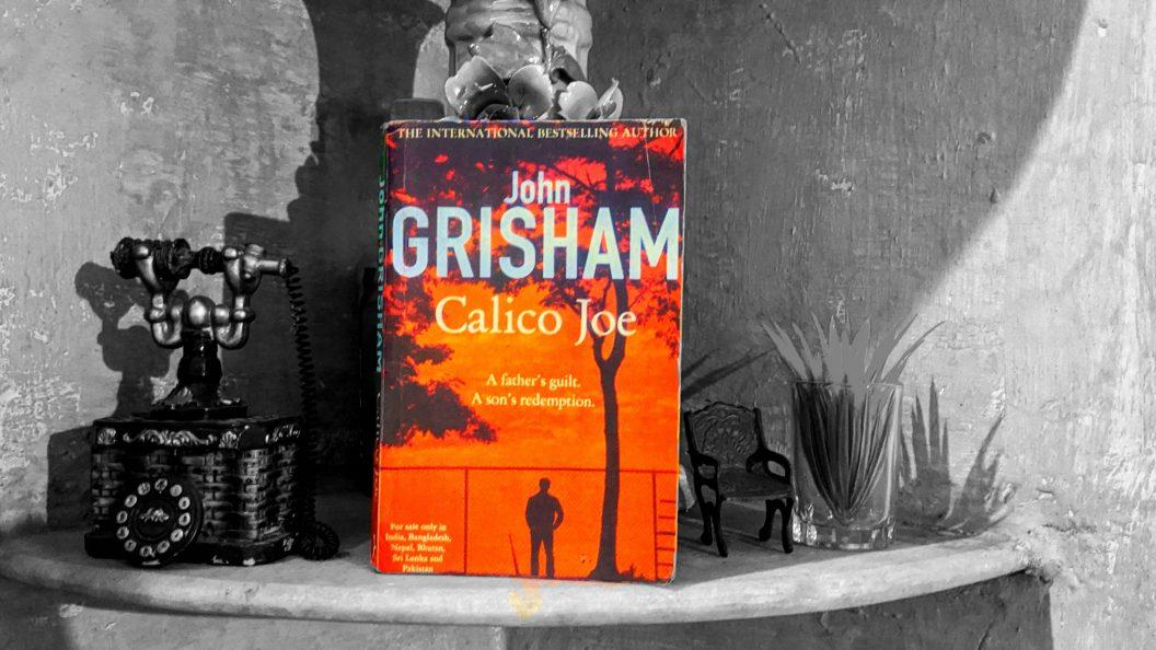 Calico Joe -novel by John Grisham