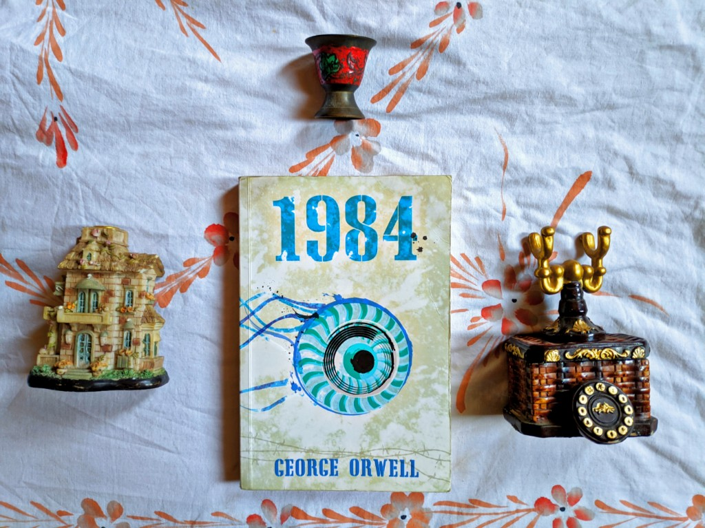 1984 By George Orwell -feature image of the blog