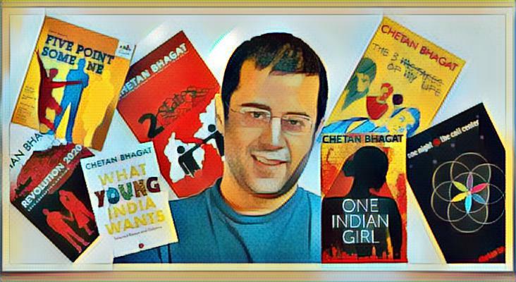 Chetan Bhagat and the Marketing Beast