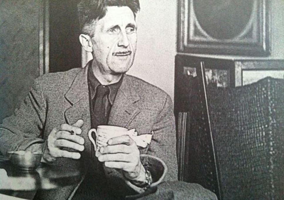 My Favourite Authors – Part 1 George Orwell