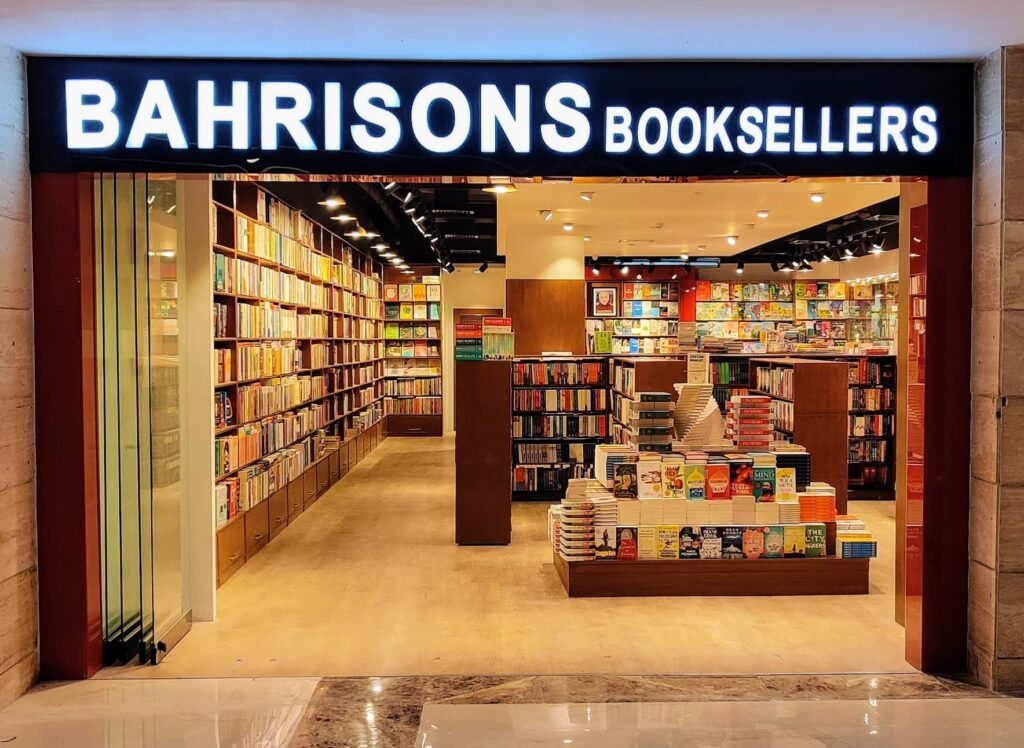 Bahrisons Launch New Bookstore in ambience mall Delhi's Vasant Kunj