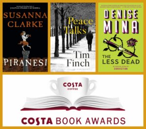 Costa Book Awards 2020 Shortlist Out, Winners to be Declared on Jan 04