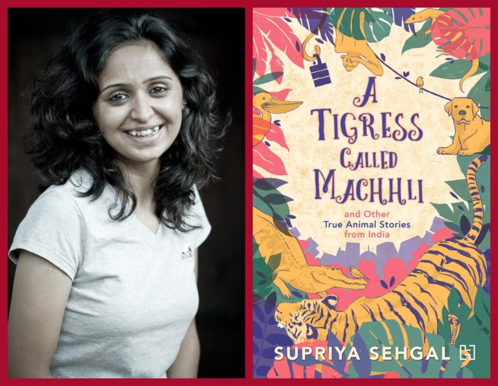 Supriya Sehgal Wins Valley of Words Book Awards 2020