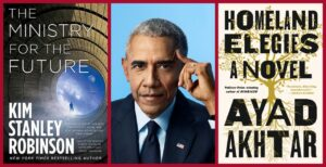 Barack Obama Tweets List of His Favorite Books of 2020