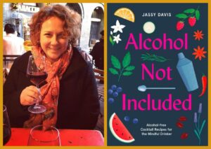recipe writer Jassy Davis Launched New Book, Up for Pre-Order in India Alcohol Not Included