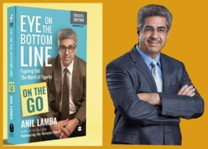 HarperBusiness to Publish Anil Lamba's Next Book - Eye on the Bottom Line : on the go