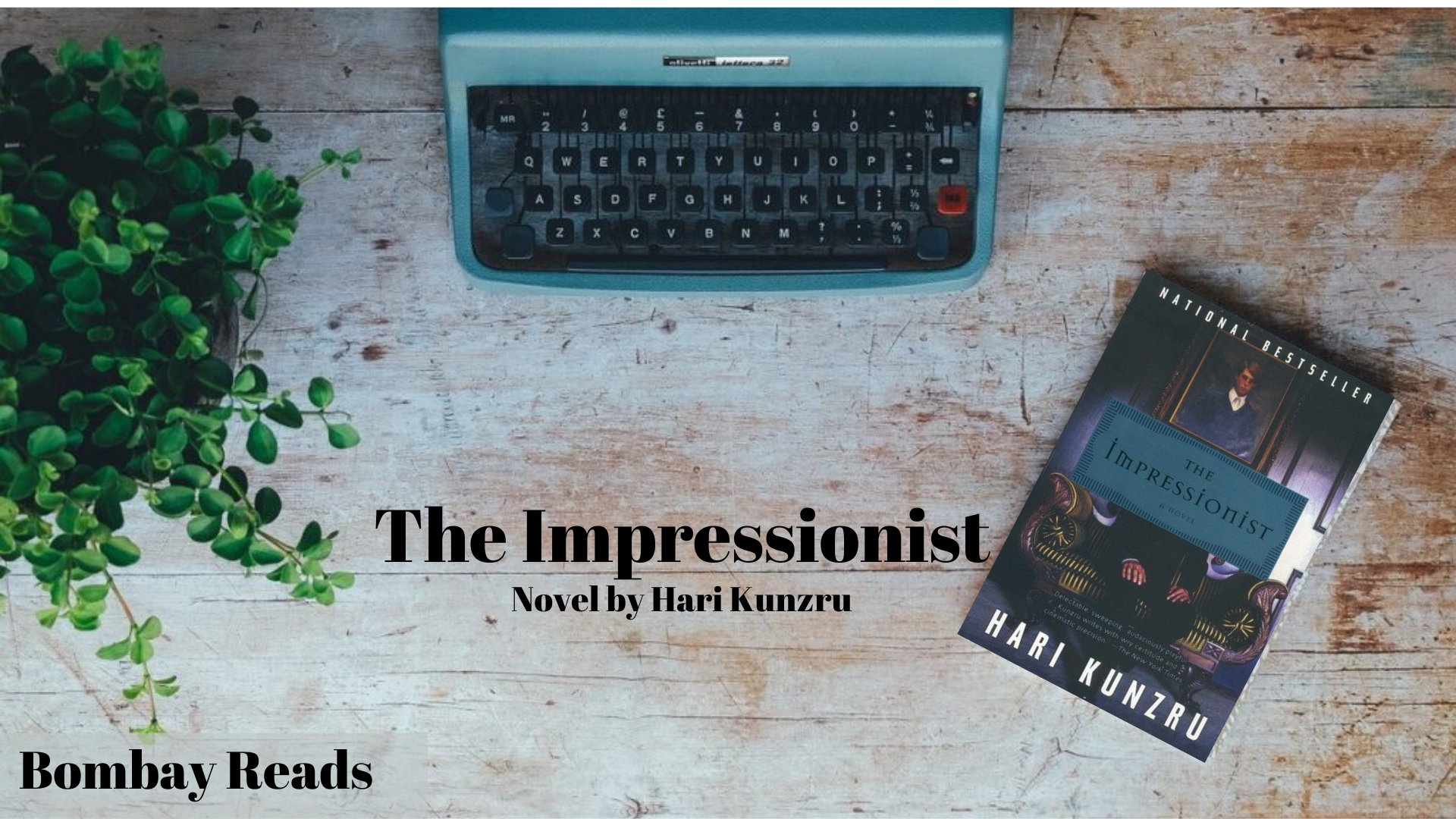 Multiple Names and Identitiesof Pran Nath Razdan in - The Impressionist by Hari Kunzru