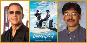 Penguin India to Publish Vidhu Vinod Chopra First Book - Unscripted Conversations on Life and Cinema with indian screen writer abhijat joshi