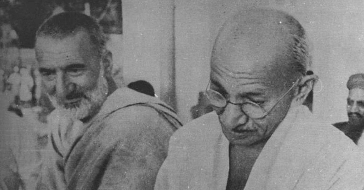 The Frontier Gandhi - Autobiography of Khan Abdul Ghaffar Khan Released -