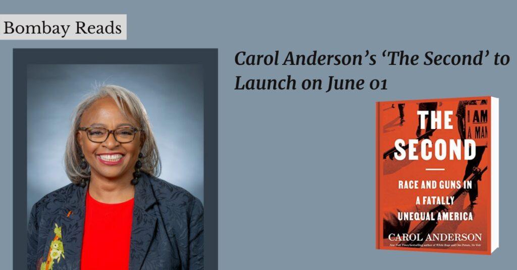 Carol Anderson's 'new book on second amendment