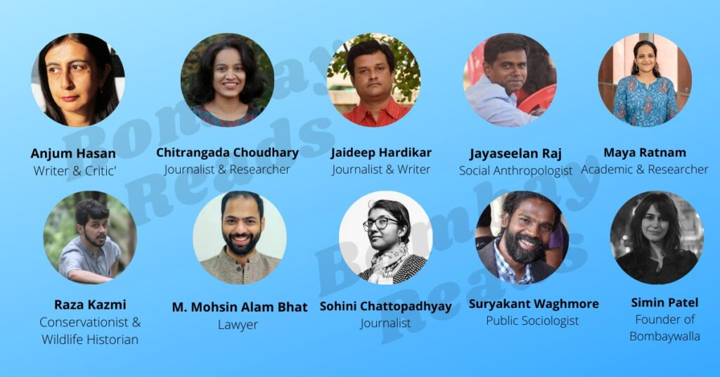 The 10th New India Foundation Fellowships Announced