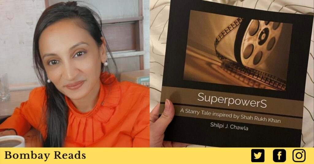 Book Review - SuperpowerS Novel by Shilpi J. Chawla